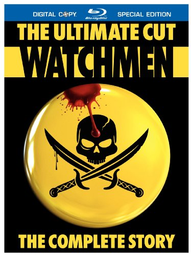 Watchmen: The Ultimate Cut [Blu-ray] DVD