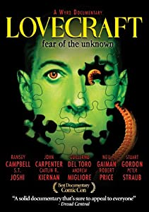 Sunday Cinema: Lovecraft - Fear of the Unknown