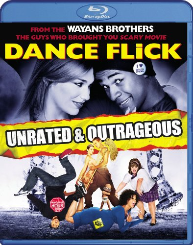 Dance Flick [Blu-ray] DVD