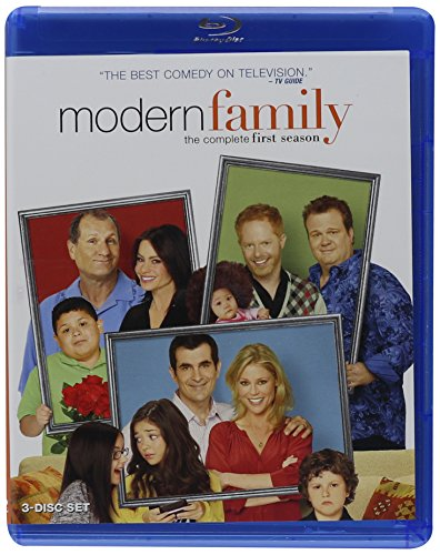 Modern Family: The Complete First Season [Blu-ray] DVD