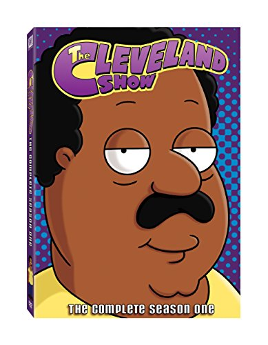 The Cleveland Show: Complete Season One DVD