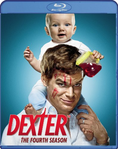 Dexter: The Complete Fourth Season [Blu-ray] DVD