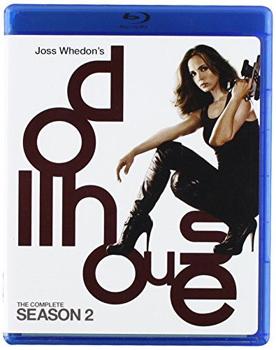 Dollhouse: Season 2 [Blu-ray] DVD