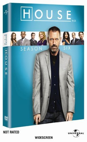 House: The Complete Sixth Season DVD