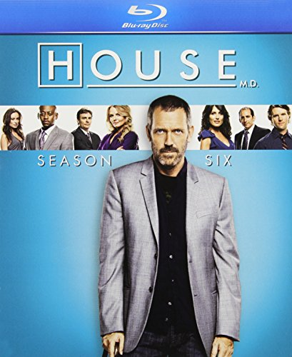 House: The Complete Sixth Season [Blu-ray] DVD