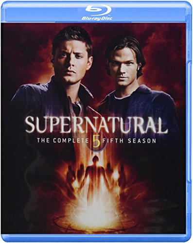 Supernatural: The Complete Fifth Season [Blu-ray] DVD