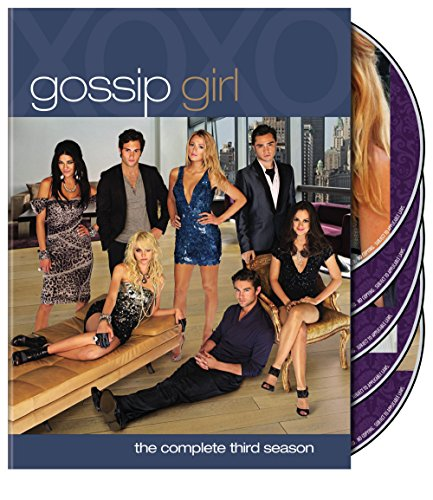 Gossip Girl: The Complete Third Season DVD