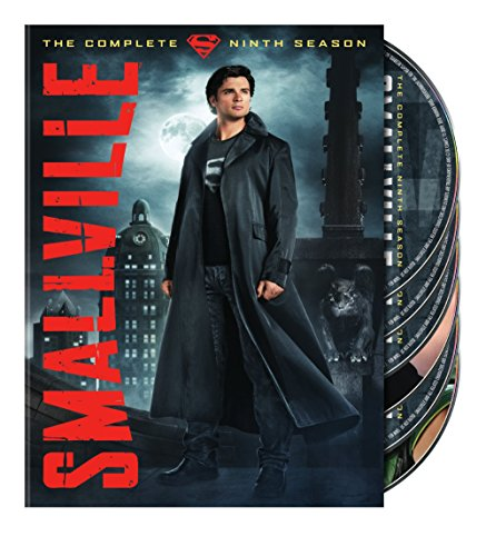Smallville: The Complete Ninth Season DVD