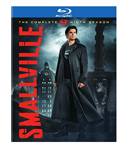 Smallville: The Complete Ninth Season [Blu-ray] DVD
