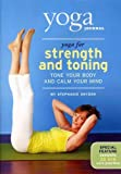 Yoga Journal: Yoga for Strength and Toning DVD