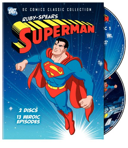 Ruby-Spears Superman cover
