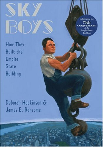 [Sky Boys: How They Built the Empire State Building]