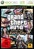 "Grand Theft Auto: Episodes from Liberty City - Zwei komplette Spiele: ""The Lost and Damned"" + ""The Ballad of Gay Tony"": Xbox 360: Amazon.de: Games cover"