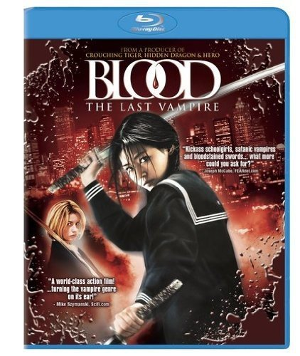 Blood: The Last Vampire [Blu-ray] DVD