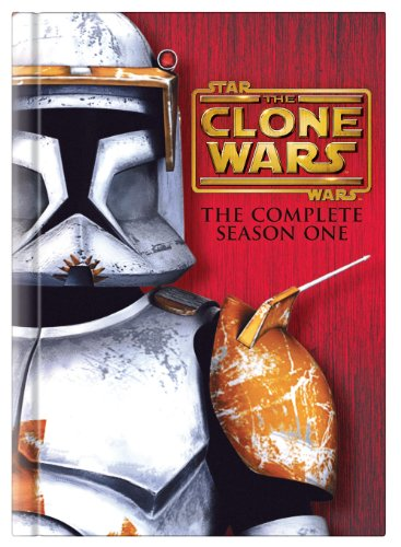 Star Wars The Clone Wars: The Complete Season One DVD
