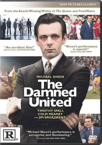 The Damned United DVD