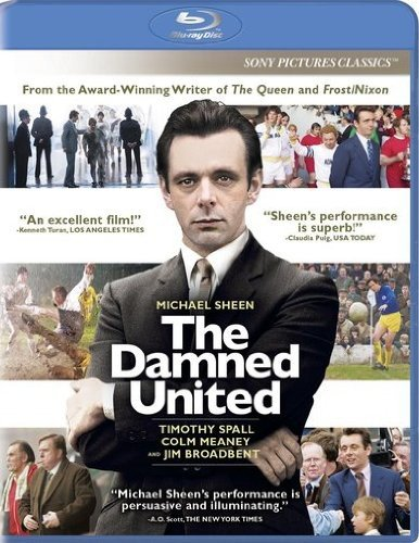 The Damned United [Blu-ray] DVD