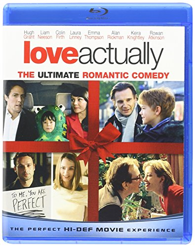 Love Actually [Blu-ray] DVD