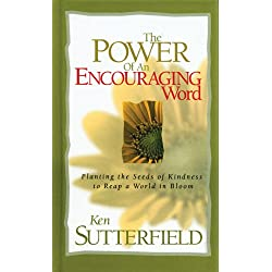 The Power of an Encouraging Word