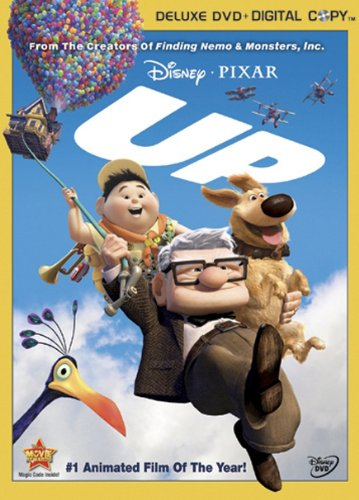 Up (Two-Disc DVD) cover