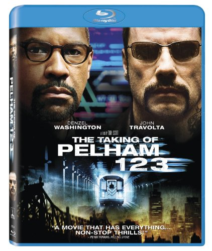 The Taking of Pelham 123 [Blu-ray] DVD