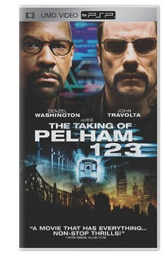 The Taking of Pelham 123 [UMD for PSP] DVD