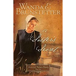 A Sister's Secret (Sisters of Holmes County Book 1)