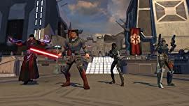 Screenshot: Star Wars - The Old Republic