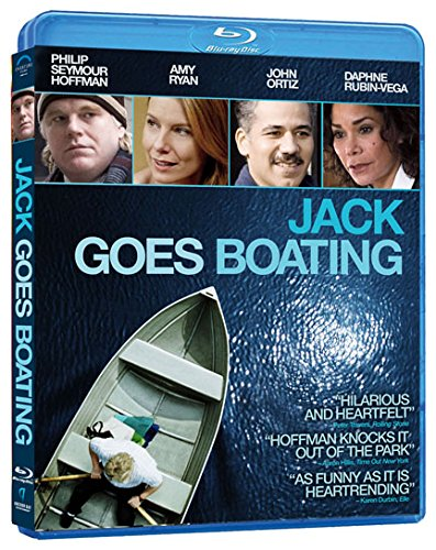 Jack Goes Boating [Blu-ray] DVD