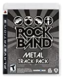 Rock Band Metal Track Pack (2009) (Video Game)