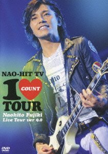 NAO-HIT TV Live Tour ver9.0~10 COUNT TOUR~ [DVD]