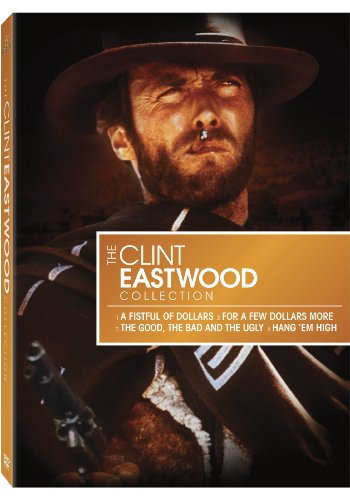 The Clint Eastwood Star Collection Fistful of Dollars / For A Few Dollars More / The Good, The Bad and The Ugly / Hang 'em High
