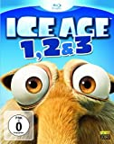 Carlos Saldanha: Ice Age - Box Set Teil 1-3 [Blu-ray™]
