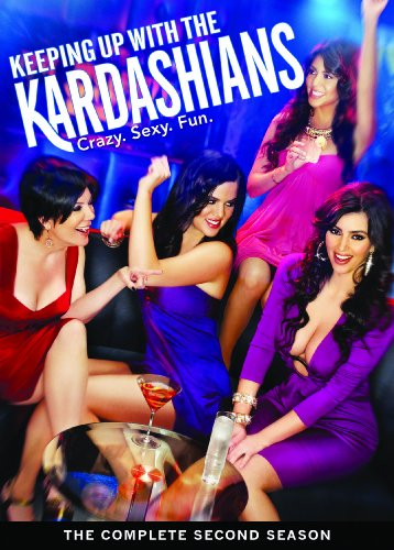 Keeping Up With the Kardashians: The Complete Second Season DVD