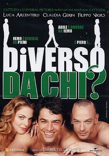 Different from whom diverso da chi 2009 directed by umberto riccioni carteni elisa my - Diversi da chi film ...