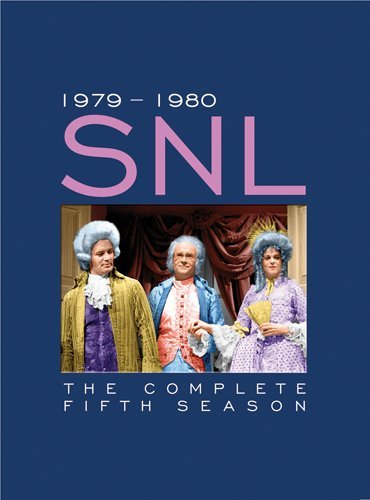 Saturday Night Live: The Complete Fifth Season DVD