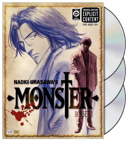 Naoki Urasawas Monster cover