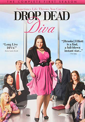 Drop Dead Diva: The Complete First Season DVD