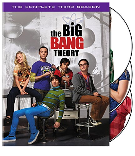 The Big Bang Theory: The Complete Third Season DVD
