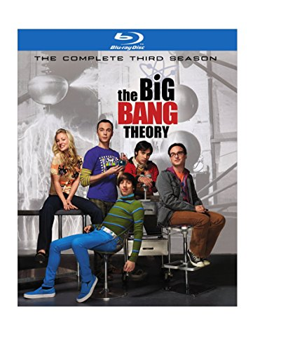 The Big Bang Theory: The Complete Third Season [Blu-ray] DVD