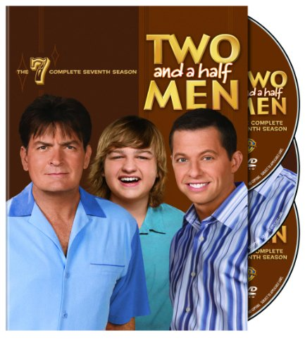 Two and a Half Men: The Complete Seventh Season cover