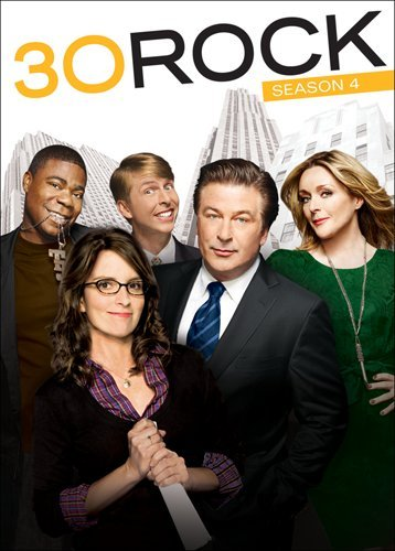 30 Rock: Season Four DVD