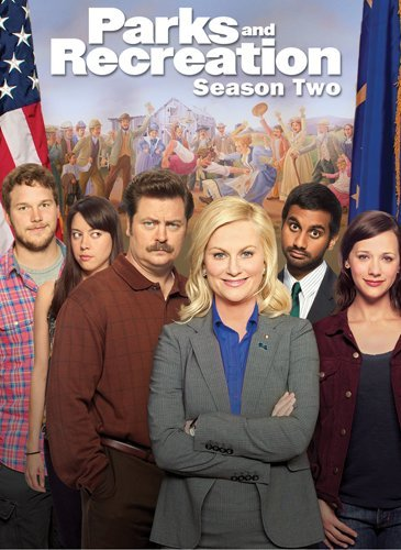 Parks & Recreation: Season Two DVD