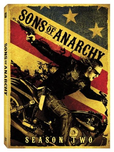 Sons of Anarchy: Season Two DVD