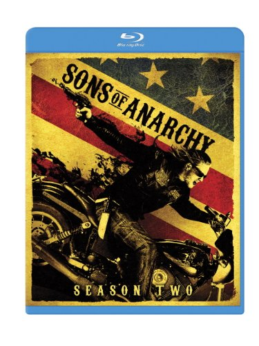 Sons of Anarchy: Season Two [Blu-ray] DVD