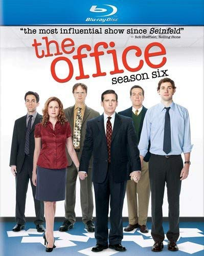 The Office: Season Six [Blu-ray] DVD