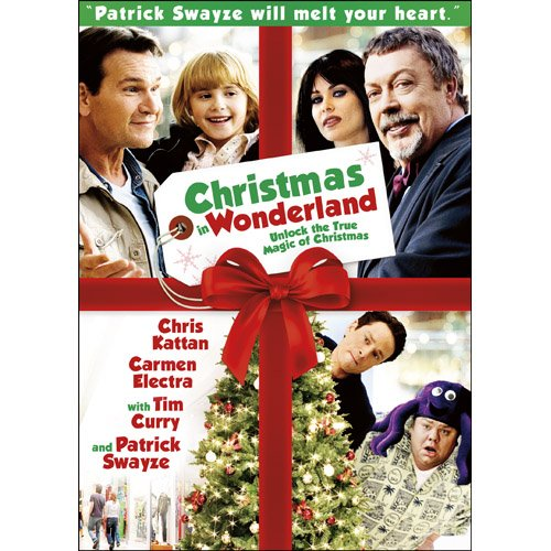 Christmas in Wonderland DVD