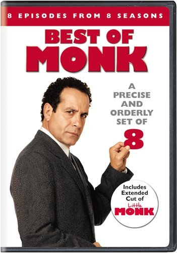 Monk: Best of Monk DVD