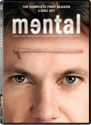 Mental: The Complete First Season DVD