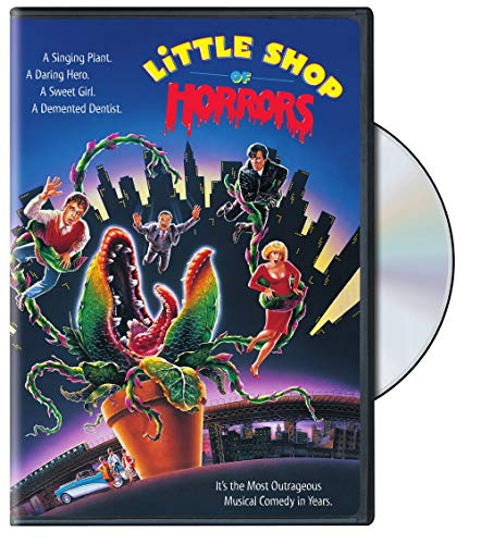 Little Shop of Horrors Keep Case Packaging